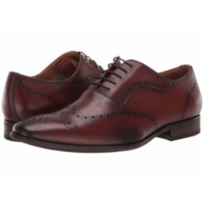 Steve Madden スティーブマデン メンズ 男性用 シューズ 靴 オックスフォード 紳士靴 通勤靴 Dimas Oxford Tan Leather【送料無料】