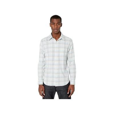 Vineyard Vines Slim Fit Tamarind Longshore Shirt メンズ シャツ トップス Barracuda