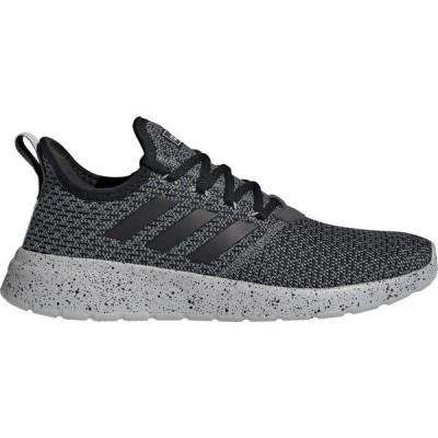 アディダス スニーカー シューズ メンズ adidas Men's Lite Racer RBN Shoes Black/Grey