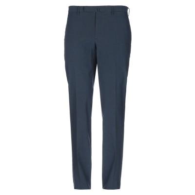 インコテックス INCOTEX パンツ ブルー 46 コットン 99% / ポリウレタン 1% パンツ