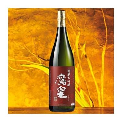 日本酒 純米大吟醸酒 鷹皇 純米大吟醸 一升瓶 1800ml