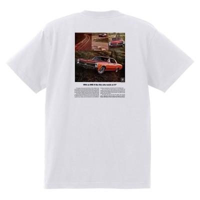 アドバタイジング ポンティアック 379 白 Tシャツ 黒地へ変更可能  1967 ルマン グランプリ gto ファイアバード アメ車