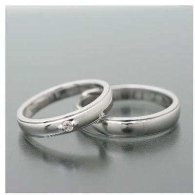 結婚指輪 マリッジリング 安い シルバー925 2本セット 金属アレルギー 日本製 誕生日 ギフト