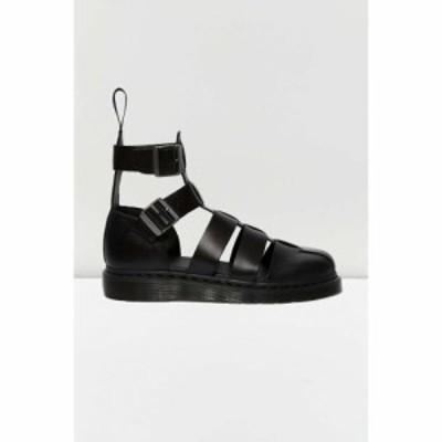 ドクターマーチン Dr. Martens メンズ ブーツ シューズ・靴 1460 fur-lined ambassador 8-eye boot Black