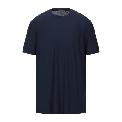VENGERA T シャツ ダークブルー 56 コットン 100% T シャツ