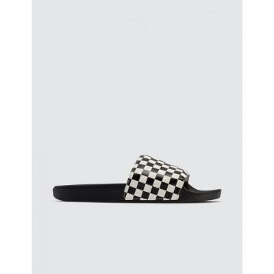 ヴァンズ Vans メンズ サンダル シューズ・靴 slide-on sandals Checkerboard