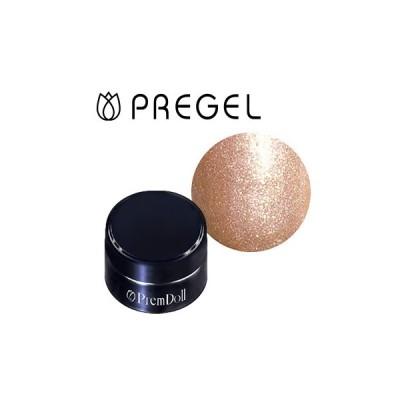 ジェルネイル セルフ カラージェル プリジェル PREGEL プリムドール ブライスコラボレーション DOLL-B15 麗しのシルク 3g