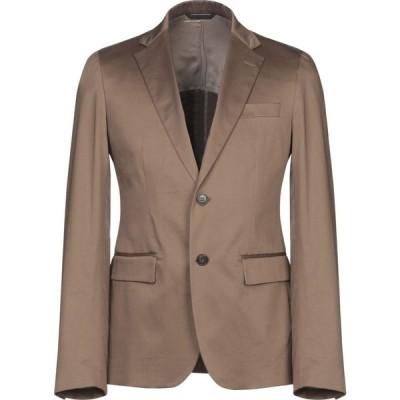 ブライアン デールズ BRIAN DALES メンズ スーツ・ジャケット アウター blazer Khaki