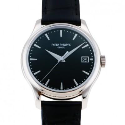 パテック・フィリップ PATEK PHILIPPE カラトラバ 5227G-010 ブラック文字盤 新品 腕時計 メンズ
