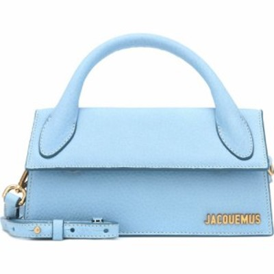 ジャックムス Jacquemus レディース ショルダーバッグ バッグ Le Chiquito Long Shoulder Bag Light Blue