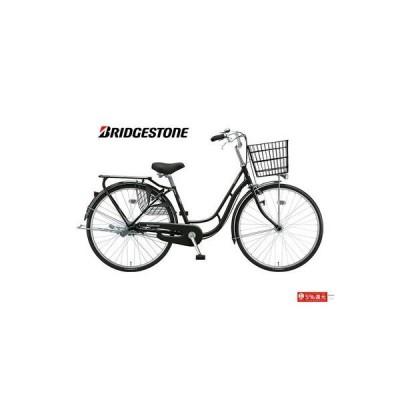 (店舗受取送料割引)ブリヂストン(BRIDGESTONE) プロムナードC シングル 26型 PR60CT ファミリーサイクル