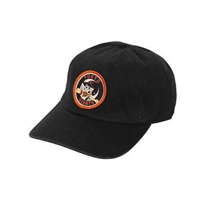 AMERICAN NEEDLE (アメリカンニードル) 読売ジャイアンツ 巨人 キャップ メンズ 帽子 野球 おしゃれ カーブブリム ブラッ