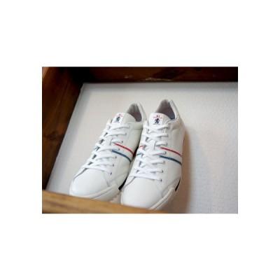 PATRICK パトリック 靴 スニーカー メンズ レディース GSTAD グスタード WHT ホワイト 11590 ゴートレザー 人気モデル 日本製
