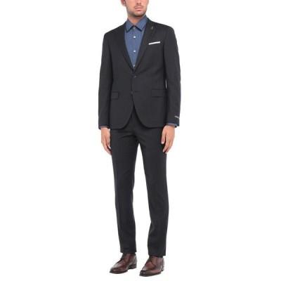 PAOLONI スーツ  メンズファッション  ジャケット  テーラード、ブレザー ダークブルー