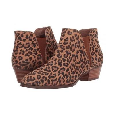 Seychelles セイシェルズ レディース 女性用 シューズ 靴 ブーツ アンクル ショートブーツ Waiting For You - Leopard Suede