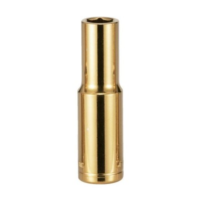 タジマ ソケットアダプター4分用交換ソケット12mm 6角 (TSKA4-12-6K) (株)TJMデザイン