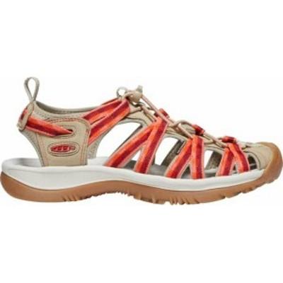 キーン レディース サンダル シューズ KEEN Women's Whisper Sandals Safari