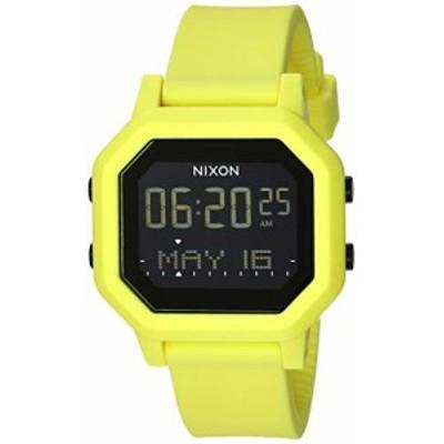 腕時計 ニクソン アメリカ Nixon Women's The Siren 38mm Watch, Citrus, Yellow, One Size