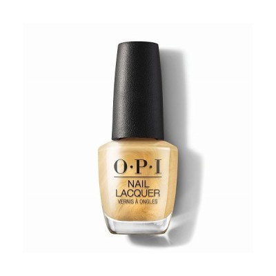 OPI(オーピーアイ)NAIL LACQUER(ネイルラッカー)HRM05 This Gold Sleighs Me 15ml