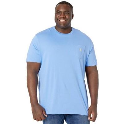ユニセックス シャツ トップス Big & Tall 26/1 Jersey Short Sleeve Classic Fit T-Shirt