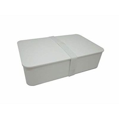 365methods お弁当 シンプルランチボックス M ホワイト