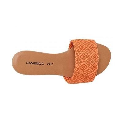 O'Neill オニール レディース 女性用 シューズ 靴 サンダル Natalie - Coral Rose