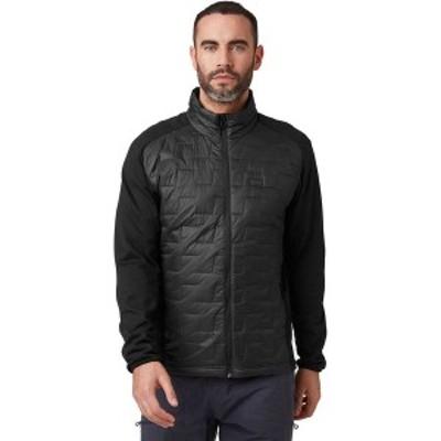 ヘリーハンセン メンズ ジャケット・ブルゾン アウター Lifaloft Hybrid Insulator Jacket Black 2