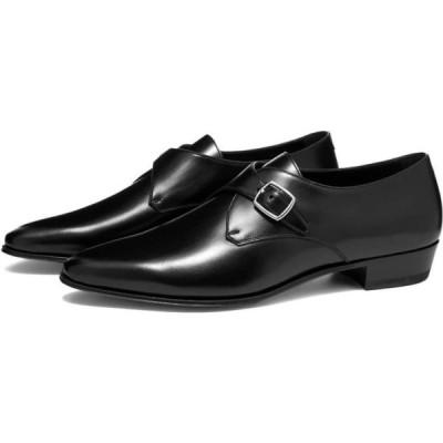 セリーヌ Celine メンズ シューズ・靴 Jacno Buckle Shoe Black