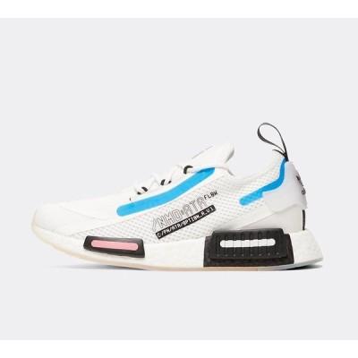 アディダス adidas Originals レディース スニーカー シューズ・靴 nmd r1 trainer Footwear White/Footwear White