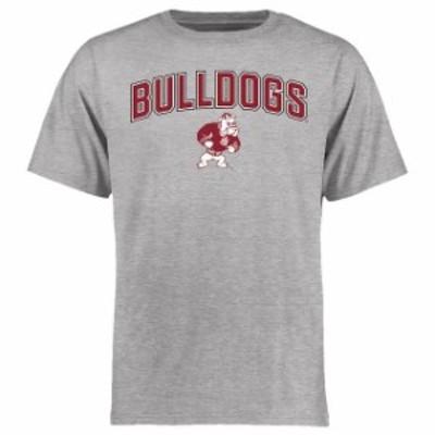 Fanatics Branded ファナティクス ブランド スポーツ用品  Alabama A&M Bulldogs Ash Proud Mascot T-Shirt
