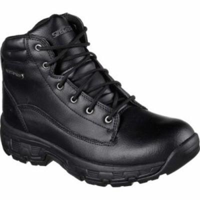 スケッチャーズ ブーツ Relaxed Fit Morson Sinatro Hiking Boot Black