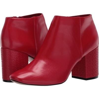 ケイティ ペリー Katy Perry レディース ブーツ シューズ・靴 The Corra Red Shiny Tumbled
