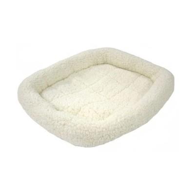 本日限定!店内ポイント最大25倍! 犬 ベッド 秋冬用ペットベッド ペットプロ マイライフベッド S ホワイト