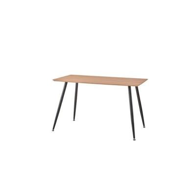 ダイニングテーブル(ナチュラル)〈PLT-512NA〉食卓 テーブル 机 ダイニング キッチン インテリア 家具 おしゃれ スタイリッシュ