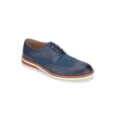 アンリステッド ドレスシューズ シューズ メンズ Men's Jimmie WT26 Oxford Shoes Navy
