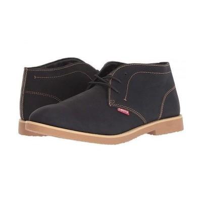 Levi's(R) Shoes リーバイス メンズ 男性用 シューズ 靴 ブーツ チャッカブーツ Sonoma Wax - Black