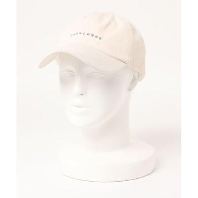 VIBGYOR / 【float】  シンプル ロゴ キャップ WOMEN 帽子 > キャップ