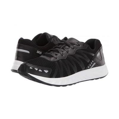 SAS サス レディース 女性用 シューズ 靴 スニーカー 運動靴 Tempo - Black