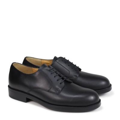 クレマン KLEMAN PASTANI 靴 プレーントゥ シューズ メンズ PLAIN TOE SHOES ブラック VA73102  10月 再入荷