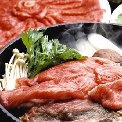 [米澤佐藤畜産]米沢牛モモ・肩 すき焼・しゃぶしゃぶ用 牛肉・豚肉・鶏肉等