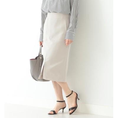 【ビームス ウィメン/BEAMS WOMEN】 Demi-Luxe BEAMS / フロントポケット タイトスカート