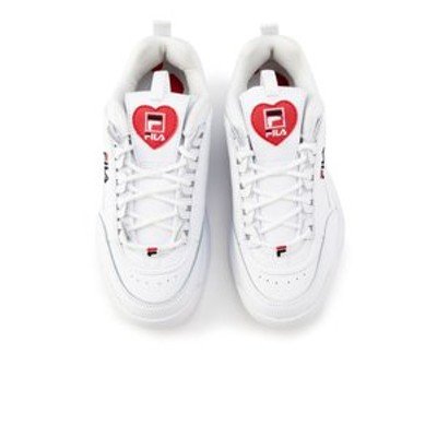 F05000113 DISRUPTOR 2 HEART WHT/BLK/FRED 605094-0001
