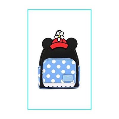 Loungefly Positively Minnie Mouse Polka Dot Mini Backpack Standard【並行輸入品】