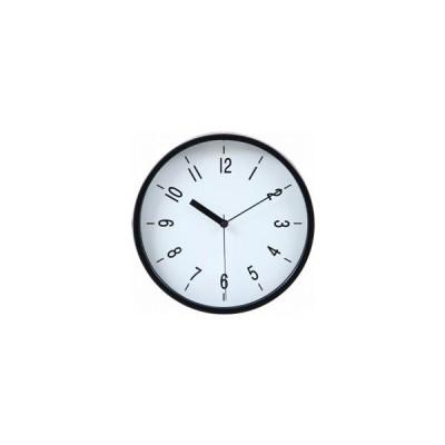 不二貿易 掛時計 ハリー Φ22cm BK 99038