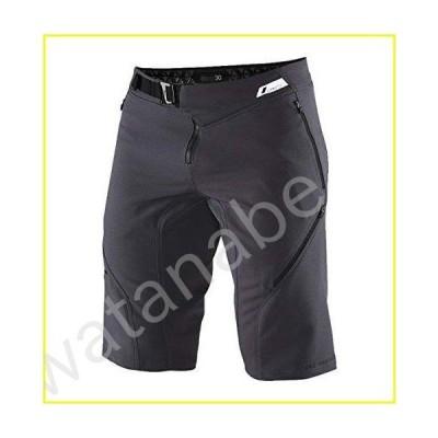 100% Airmatic Short - Men's Charcoal, 36並行輸入品