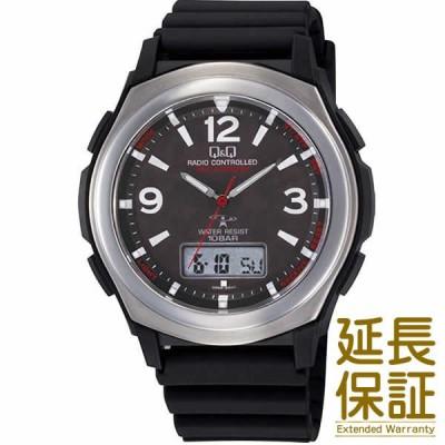 【正規品】Q&Q キュー&キュー 腕時計 CITIZEN シチズン MD16-305 メンズ SOLAR MATE ソーラーメイト ソーラー電波
