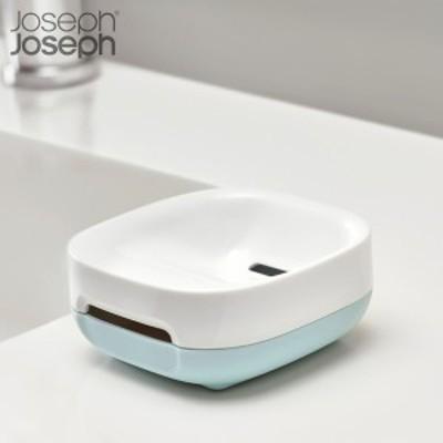 全品P5~10倍 Joseph Joseph スリム ソープディッシュ 70502 コットンブルー 石鹸置き ジョセフジョセフ シンプル