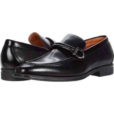 ステイシー アダムス Stacy Adams メンズ ローファー シューズ・靴 Pernell Slip-On Loafer Black