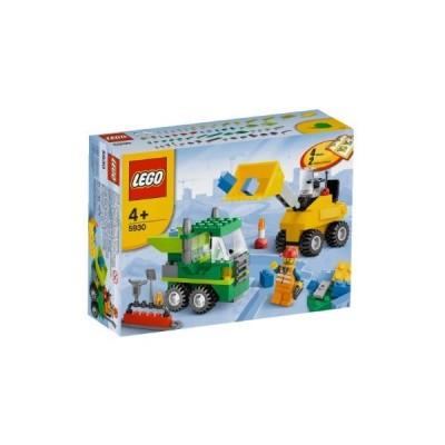 レゴ (LEGO) 基本セット 工事 5930 並行輸入品