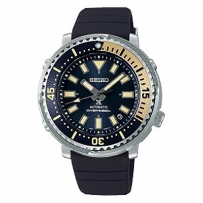 セイコー Seiko Prospex Mens Street Series Safari Mini Tuna Automatic Divers 200m Blue Watch SRPF81K1 海外限定モ
